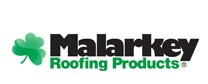Logo image for Malarkey Roofing Products